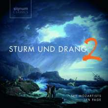 Sturm und Drang Vol.2, CD