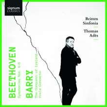 Gerald Barry (geb. 1952): Violakonzert, 2 CDs