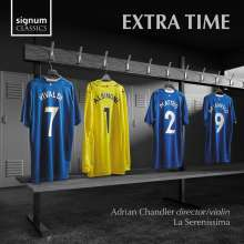 Extra Time, CD