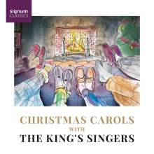 King's Singers - Christmas Carols with the King's Singers, CD