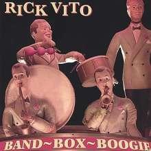 Rick Vito: Band Box Boogie, CD