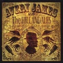Avery James: Stepchild Of Blues, CD