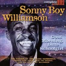 Sonny Boy Williamson II.: Good Morning Little Schoolgirl, CD