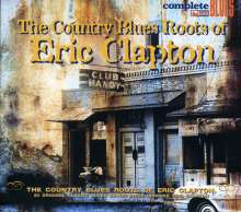 The Country Blues Roots Of Eric Clapton, CD