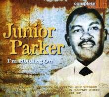 Little Junior Parker (1932-1971): I'm Holding On, CD