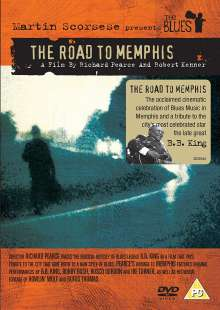 Richard Pearce: Road To Memphis, DVD