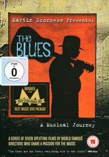 The Blues Collection (Martin Scorsese Presents The Blues) (UK Import), 7 DVDs