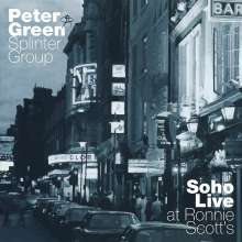 Peter Green: Soho: Live At Ronnie Scotts, 2 CDs