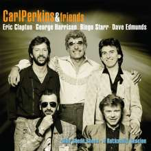 Carl Perkins & Friends: Blue Suede Shoes - A Rockabilly Session, 1 CD und 1 DVD