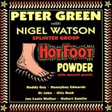 Peter Green: Hot Foot Powder, LP
