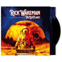 Rick Wakeman: The Red Planet, 2 LPs