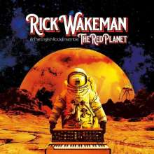 Rick Wakeman: The Red Planet, CD