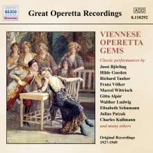 Viennese Operetta Gems, CD