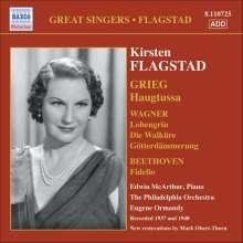 Kirsten Flagstad singt Arien & Lieder, CD