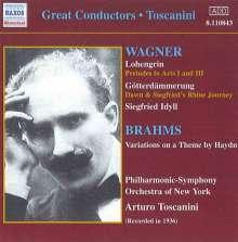 Toscanini dirigiert, CD