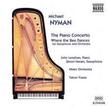 Michael Nyman (geb. 1944): Klavierkonzert, CD