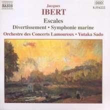 Jacques Ibert (1890-1962): Symphonie marine, CD