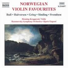 Henning Kraggerud - Norwegian Violin Favourites, CD
