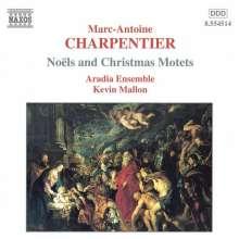 Marc-Antoine Charpentier (1643-1704): Weihnachtsmotetten Vol.1, CD