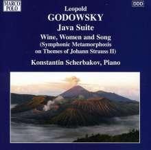 Leopold Godowsky (1870-1938): Klavierwerke Vol.8, CD