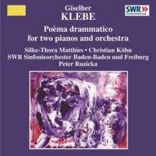 Giselher Klebe (1925-2009): Klavierwerke Vol.2, CD