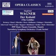 Siegfried Wagner (1869-1930): Der Kobold, 3 CDs