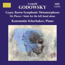 Leopold Godowsky (1870-1938): Klavierwerke Vol.11, CD