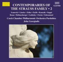 Contemporaries Of The Strauss Family Vol.2, CD