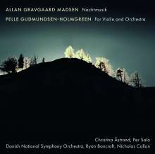 Pelle Gudmundsen-Holmgreen (1932-2016): For Violin and Orchestra (2002/2003), CD