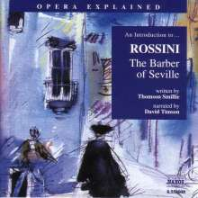 Opera Explained:Rossini,The Barber of Seville, CD