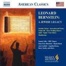Leonard Bernstein (1918-1990): A Jewish Legacy, CD