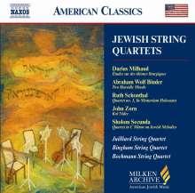 Jüdische Streichquartette, CD