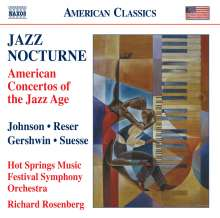 Jazz Nocturne - American Concertos of the Jazz Age, CD