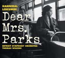 Hannibal Lokumbe (geb. 1948): Dear Mrs.Parks, CD