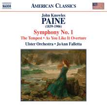 John Knowles Paine (1839-1906): Symphonie Nr.1, CD