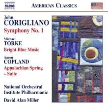 John Corigliano (geb. 1938): Symphonie Nr.1, CD