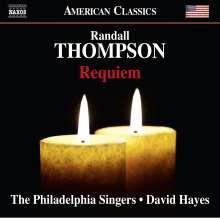 Randall Thompson (1899-1984): Requiem, CD