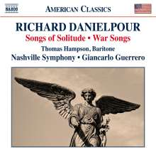 Richard Danielpour (geb. 1956): War Songs, CD