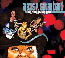 Alexis P. Suter: All For Loving You, CD