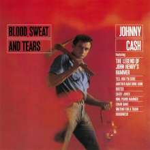 Johnny Cash: Blood, Sweat And Tears (Limited-Edition), LP
