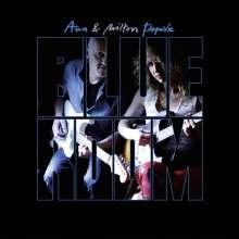 Ana & Milton Popovic: Blue Room, CD