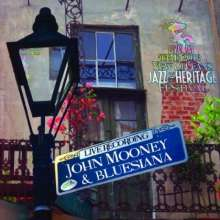 John Mooney: Live At The 2013 New Orleans Jazz & Heritage Festival, CD