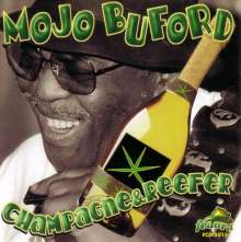 """George """"Mojo"""" Buford: Champagne And Reefer, CD"""