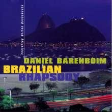 Barenboim & Guests - Brazilian Rhapsody, CD