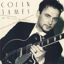 Colin James: Colin James & The Little Big Band II, CD