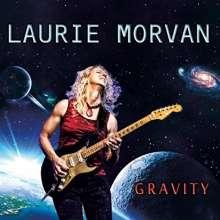 Laurie Morvan: Gravity, CD