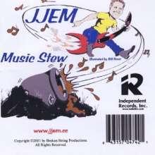 Jjem: Music Stew, CD
