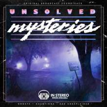 Filmmusik: Unsolved Mysteries: Ghosts/Hauntings/The Unexplained (remastered) (Limited Edition) (Colored Vinyl), LP