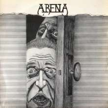 Arena: Arena (Reissue) (Limited-Edition), LP