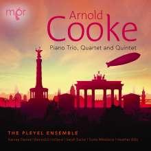 Arnold Cooke (1906-2005): Klavierquartett, CD